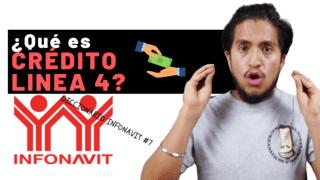 En esta imagen te vamos a explicar ¿Que es un Crédito Linea 4 en Infonavit?