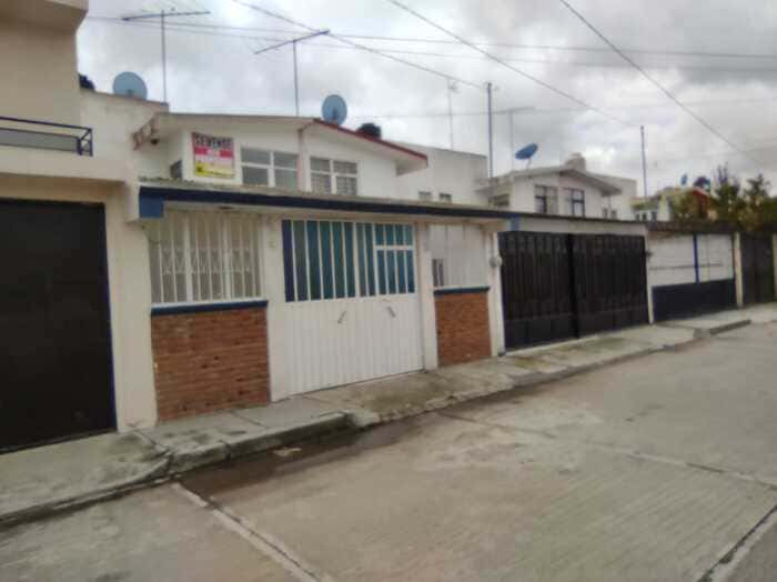Venta de casa en Apan Hidalgo, colonia San Rafael 17
